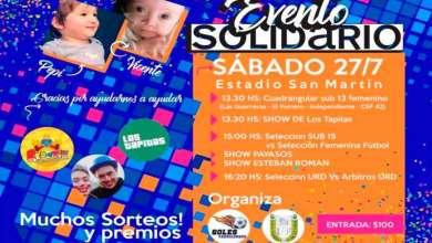 """Photo of Un Evento Deportivo para ayudar a """"Pepi"""" y a """"Vicente"""""""