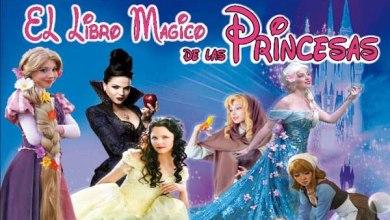 """Photo of Lady Bug presenta: """"El libro mágico de las princesas"""""""