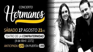 """Photo of Concierto """"Hermanos"""""""