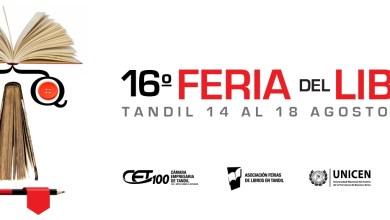 Photo of 16° edición de la Feria del Libro