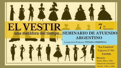 Photo of Seminario de Atuendo Argentino