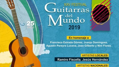 "Photo of XXV Festival ""Guitarras del Mundo"""