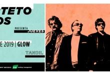 Photo of Cuarteto de Nos presenta Jueves en Glow Tandil