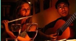 Photo of Clínica de guitarra y show del dúo Entre Nos
