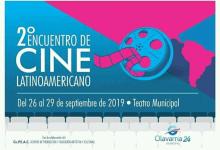 Photo of 2º ENCUENTRO DE CINE LATINOAMERICANO