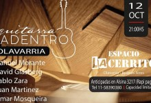 Photo of GUITARRA ADENTRO