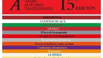 Photo of Premios Autores Tandilenses