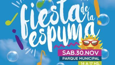 Photo of Fiesta de la espuma