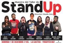 Photo of Muestra de Stand Up en La Cautiva