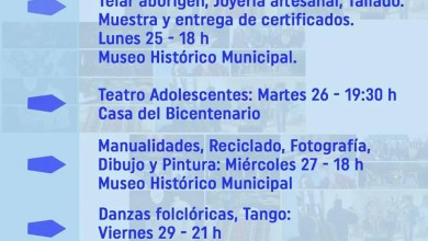 Photo of Cierre de Talleres Municipales