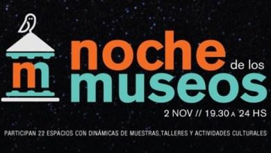 """Photo of PROGRAMACIÓN DE LUJO EN LA """"NOCHE DE LOS MUSEOS"""" EN TANDIL"""