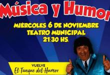 Photo of Música y humor