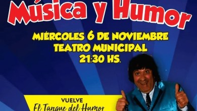 Photo of Música y humor