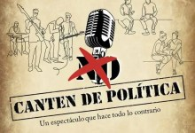 Photo of No Canten de Política