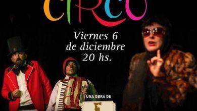 Photo of Fuera del circo en Punto de Giro