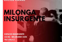 Photo of Milonga Insurgente