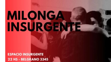 Photo of Milonga Insurgente