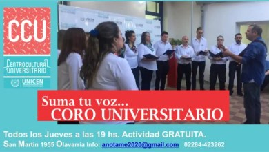 Photo of Coro Universitario