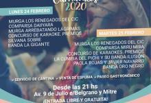 Photo of CARNAVALES 2020 EN TAPALQUÉ