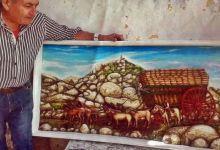 """Photo of Subasta del cuadro """"Homenaje a Santa Marina"""""""
