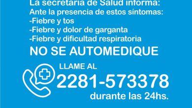 Photo of Numero de consulta