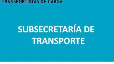 Photo of Centros de aseo e higiene para transportistas de carga