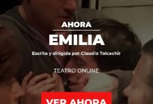 """Photo of """"EMILIA"""" para disfrutar de las artes escénicas de manera virtual y gratuita."""