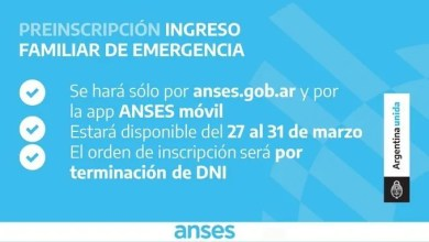 Photo of Ingreso Familiar de Emergencia