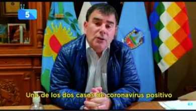 Photo of Mensaje del intendente Hernán Bertellys a la comunidad de Azul