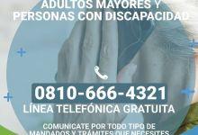 Photo of Sistema Municipal para que adultos mayores y personas con discapacidad no salgan de sus casas