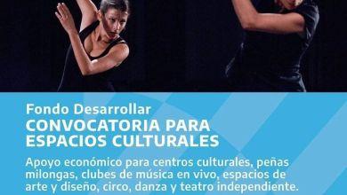 Photo of Fondo Desarrollar: apoyo económico para espacios culturales