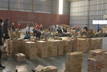 Photo of Más de 9 mil módulos alimentarios entregados en escuelas de Tandil