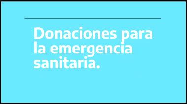 Photo of CERCA DE DOS MILLONES Y MEDIO DE PESOS DE DONACIONES PARA LA LUCHA CONTRA LA PANDEMIA DE CORONAVIRUS