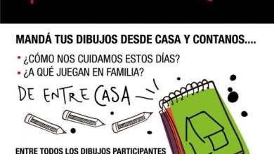 "Photo of CONCURSO ""DIBUJO EN CASA"""