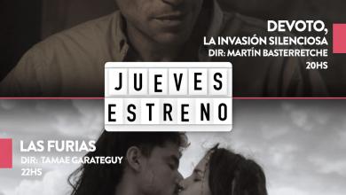 Photo of Continua el ciclo – JUEVES ESTRENO