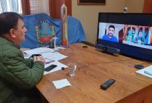 Photo of Los Intendentes de Azul y Olavarría analizaron la situación sanitaria en las localidades