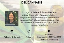 Photo of Charla sobre uso terapéutico del cannabis