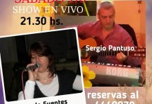 Photo of Show en vivo en Brasero Argentino
