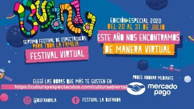 Photo of Comenzaron las Vacaciones de Invierno!!!!! y con ellas, el Festival de La Bufanda!!!!!