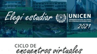 Photo of Ciclo de Encuentro Virtual, Elegí Estudiar