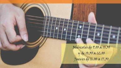 Photo of Taller de Guitarra