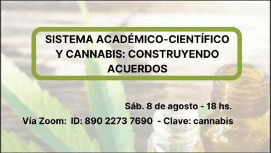 Photo of Charla: Sistema académico-científico y cannabis