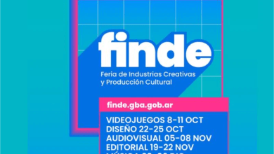 Photo of Vuelve FINDE, la Feria de Industrias Creativas y Producción Cultural