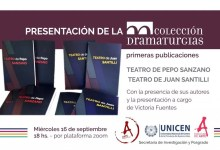 """Photo of Presentando una nueva Colección """"Dramaturgias"""""""