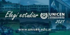 Photo of Elegí Estudiar en la UNICEN 2021
