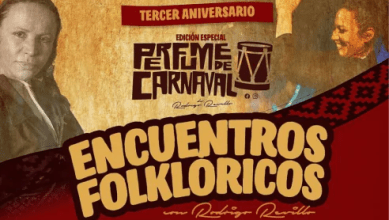 Photo of Tercer Aniversario de Perfume de Carnaval