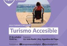 Photo of Videoconferencia sobre Turismo accesible