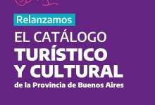 Photo of Relanzamos el Catálogo Turístico y Cultural de la Provincia de Buenos Aires.