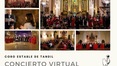 """Photo of El Coro Estable de Tandil presenta el Concierto virtual """"Con Comentarios"""""""