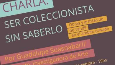 """Photo of Charla """"Ser Coleccionista sin Saberlo"""""""
